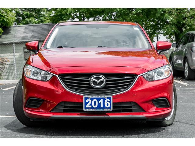 2016 Mazda MAZDA6 GS (Stk: P4410) in Mississauga - Image 2 of 20