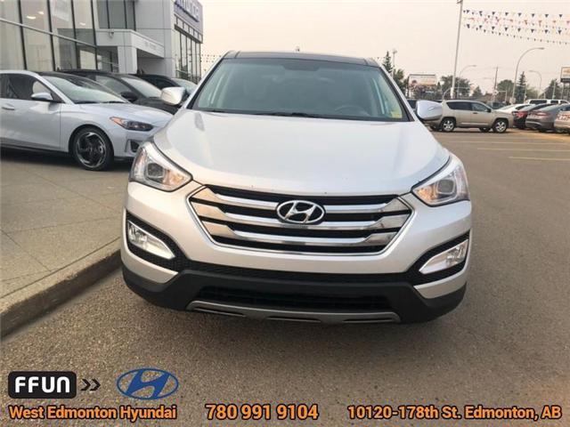 2013 Hyundai Santa Fe Sport  (Stk: 86523A) in Edmonton - Image 2 of 21