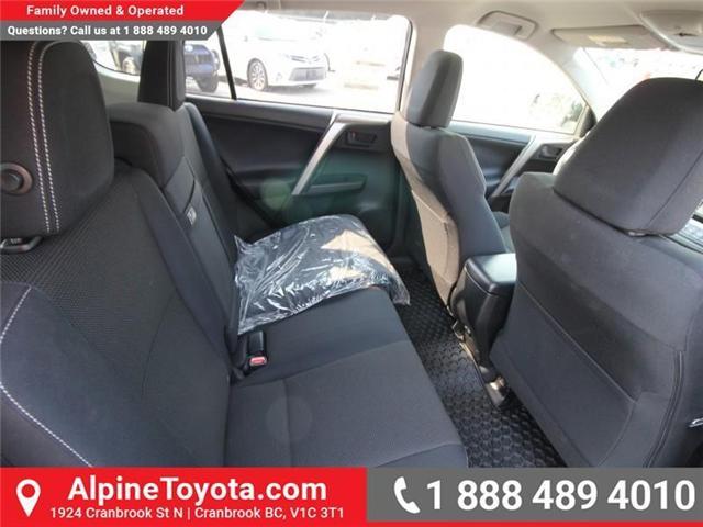 2018 Toyota RAV4 Hybrid LE+ (Stk: D208377) in Cranbrook - Image 11 of 16