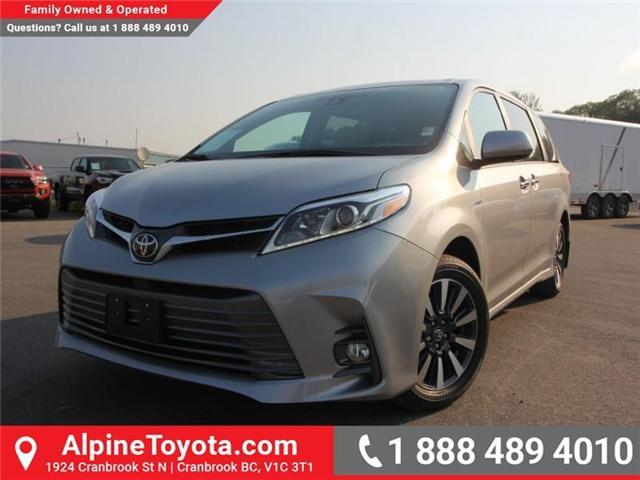 2018 Toyota Sienna LE 7-Passenger (Stk: S206700) in Cranbrook - Image 1 of 15