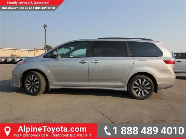 2018 Toyota Sienna LE 7-Passenger (Stk: S206700) in Cranbrook - Image 2 of 15