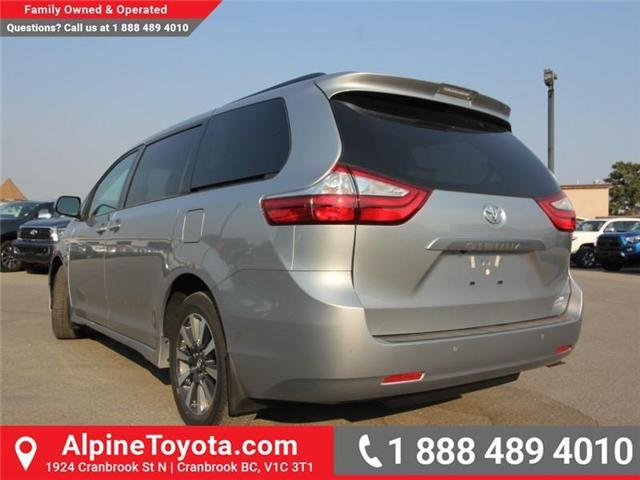 2018 Toyota Sienna LE 7-Passenger (Stk: S206700) in Cranbrook - Image 3 of 15