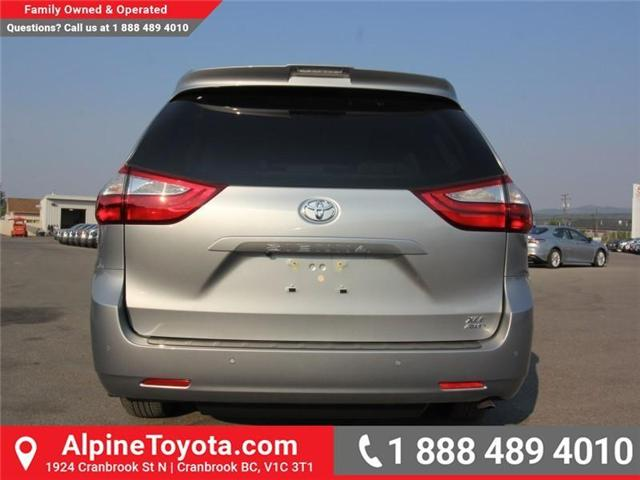 2018 Toyota Sienna LE 7-Passenger (Stk: S206700) in Cranbrook - Image 4 of 15