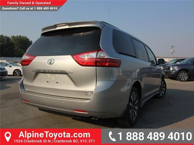 2018 Toyota Sienna LE 7-Passenger (Stk: S206700) in Cranbrook - Image 5 of 15