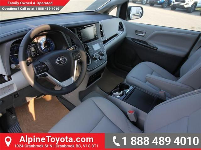 2018 Toyota Sienna LE 7-Passenger (Stk: S206700) in Cranbrook - Image 8 of 15