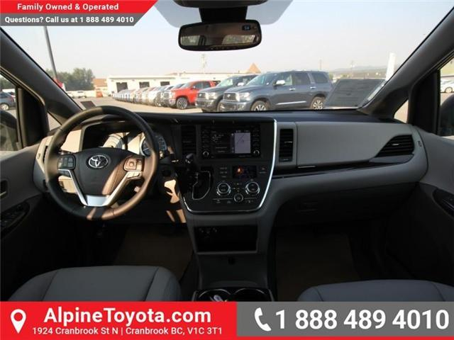 2018 Toyota Sienna LE 7-Passenger (Stk: S206700) in Cranbrook - Image 9 of 15