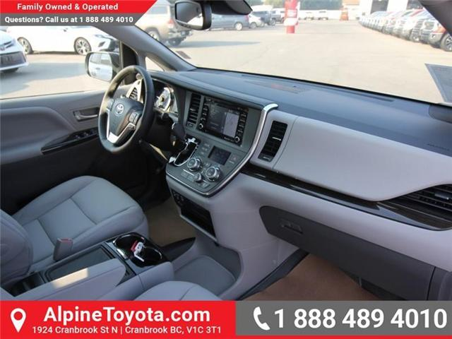 2018 Toyota Sienna LE 7-Passenger (Stk: S206700) in Cranbrook - Image 10 of 15