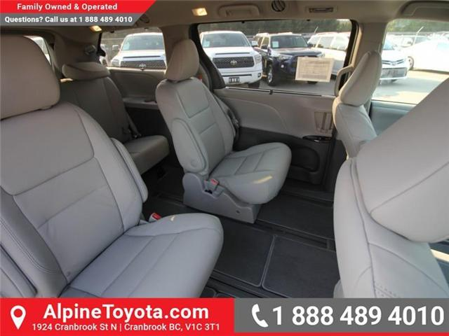 2018 Toyota Sienna LE 7-Passenger (Stk: S206700) in Cranbrook - Image 11 of 15