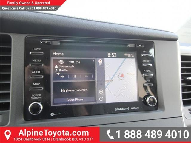 2018 Toyota Sienna LE 7-Passenger (Stk: S206700) in Cranbrook - Image 12 of 15