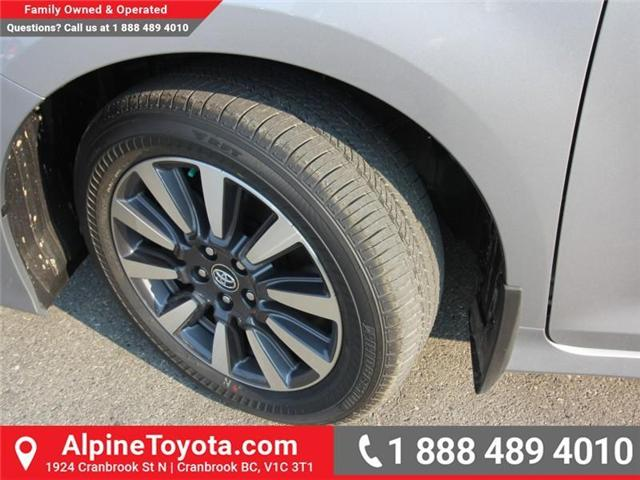 2018 Toyota Sienna LE 7-Passenger (Stk: S206700) in Cranbrook - Image 15 of 15