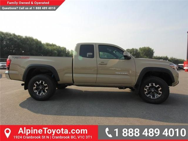 2018 Toyota Tacoma TRD Off Road (Stk: X156120) in Cranbrook - Image 5 of 16