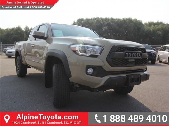 2018 Toyota Tacoma TRD Off Road (Stk: X156120) in Cranbrook - Image 6 of 16
