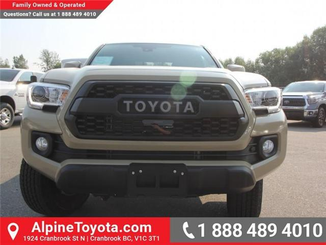 2018 Toyota Tacoma TRD Off Road (Stk: X156120) in Cranbrook - Image 7 of 16