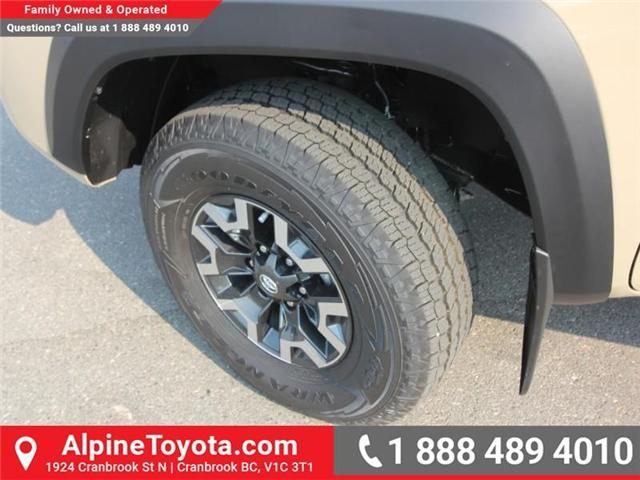 2018 Toyota Tacoma TRD Off Road (Stk: X156120) in Cranbrook - Image 16 of 16
