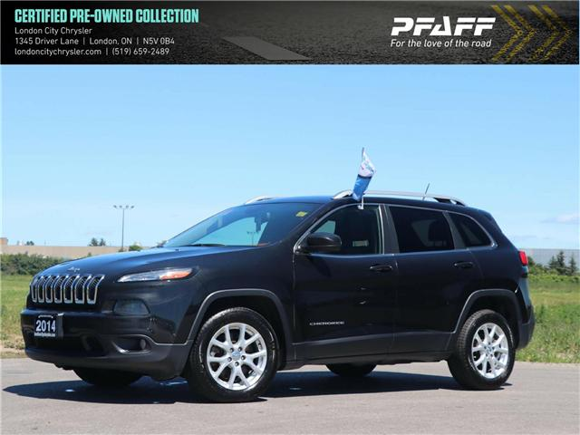2014 Jeep Cherokee North (Stk: U8457B) in London - Image 1 of 26