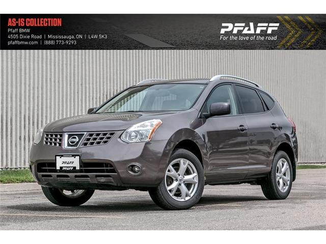 2008 Nissan Rogue SL (Stk: U5026A) in Mississauga - Image 1 of 20