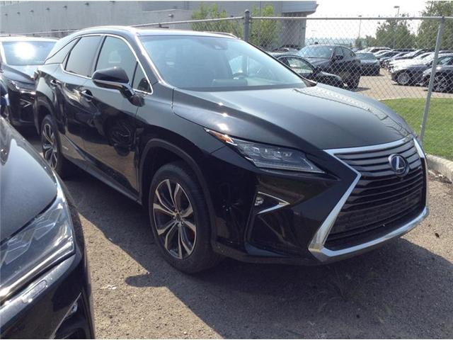 2018 Lexus RX 450hL Base (Stk: 180616) in Calgary - Image 1 of 11