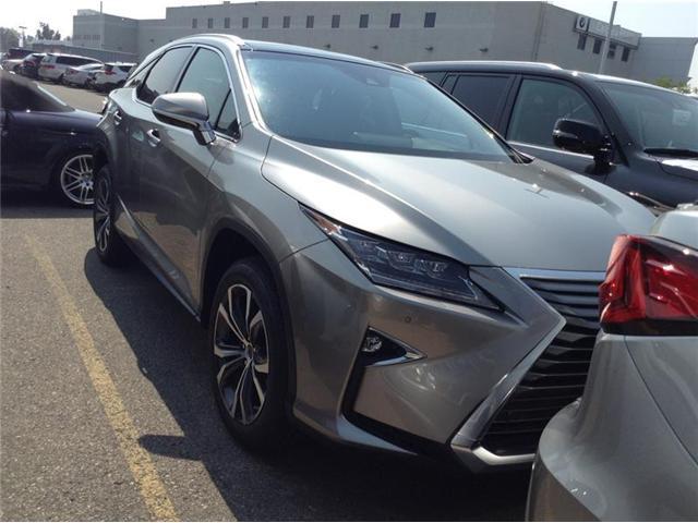 2018 Lexus RX 350 Base (Stk: 180677) in Calgary - Image 1 of 10