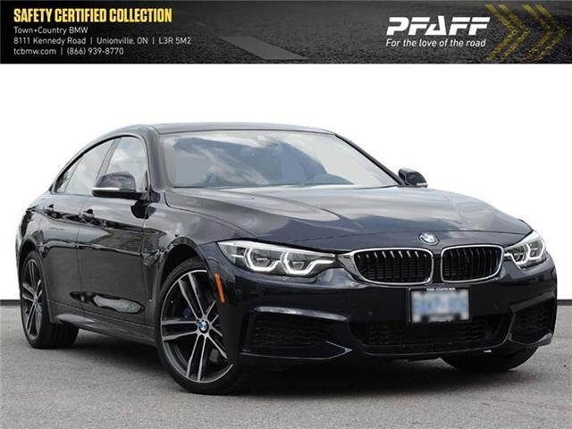 2018 BMW 440 Gran Coupe i xDrive (Stk: A11287) in Markham - Image 1 of 21