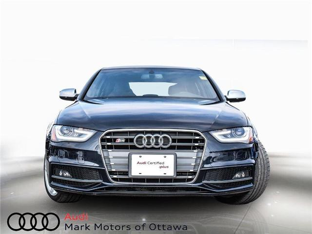 2016 Audi S4 3.0T Technik plus (Stk: 90222A) in Nepean - Image 2 of 29