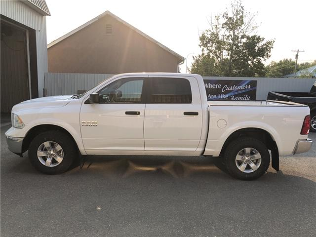 2018 RAM 1500 22T Outdoorsman (DISC) (Stk: 13543) in Fort Macleod - Image 2 of 18