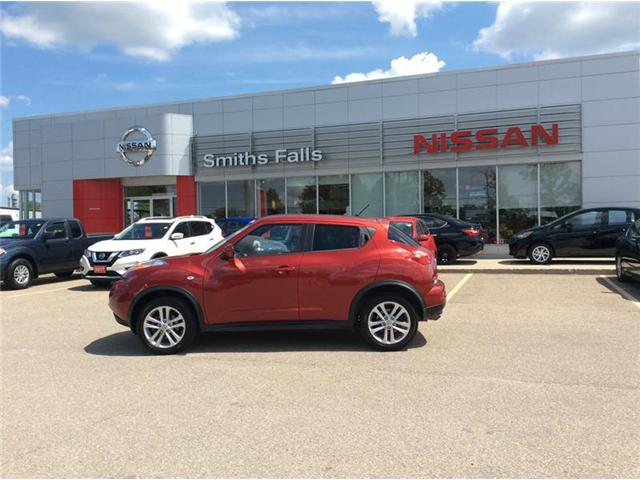 2014 Nissan Juke SV (Stk: 18-273A) in Smiths Falls - Image 1 of 13