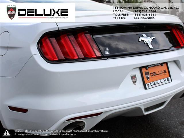2017 Ford Mustang V6 (Stk: D0444) in Concord - Image 6 of 18