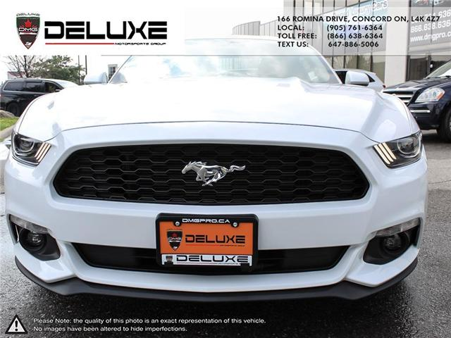 2017 Ford Mustang V6 (Stk: D0444) in Concord - Image 7 of 18
