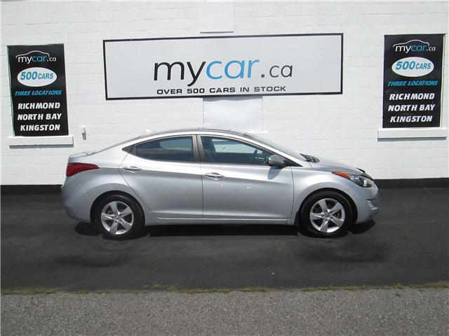 2013 Hyundai Elantra GLS (Stk: 181091) in Richmond - Image 1 of 14