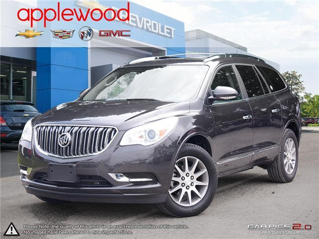 2017 Buick Enclave Leather (Stk: 7899A) in Mississauga - Image 1 of 27
