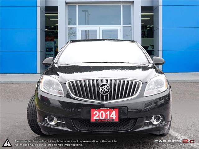 2014 Buick Verano Leather Package (Stk: 8119P) in Mississauga - Image 2 of 27