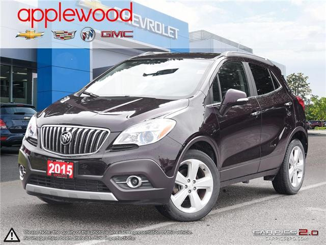 2015 Buick Encore Convenience (Stk: 778TN) in Mississauga - Image 1 of 27