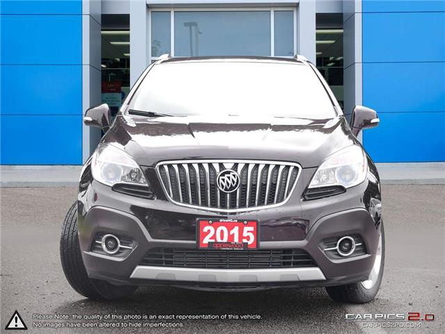 2015 Buick Encore Convenience (Stk: 778TN) in Mississauga - Image 2 of 27