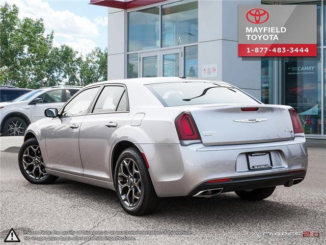 2017 Chrysler 300 S (Stk: 184186) in Edmonton - Image 4 of 20