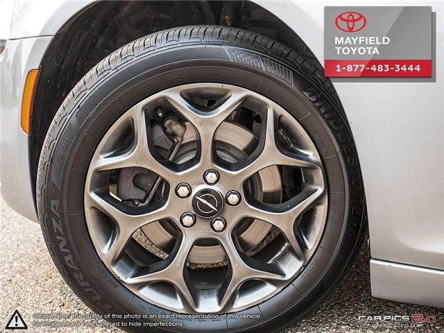 2017 Chrysler 300 S (Stk: 184186) in Edmonton - Image 6 of 20