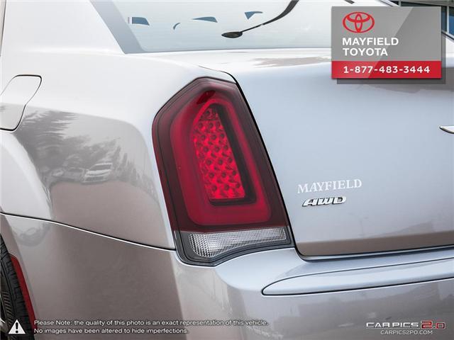 2017 Chrysler 300 S (Stk: 184186) in Edmonton - Image 11 of 20