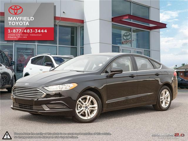 2018 Ford Fusion SE (Stk: 184176) in Edmonton - Image 1 of 20