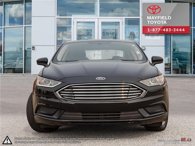 2018 Ford Fusion SE (Stk: 184176) in Edmonton - Image 2 of 20