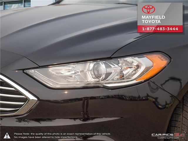 2018 Ford Fusion SE (Stk: 184176) in Edmonton - Image 9 of 20