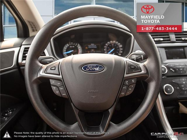 2018 Ford Fusion SE (Stk: 184176) in Edmonton - Image 13 of 20