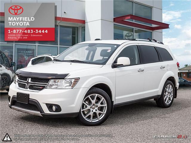 2017 Dodge Journey GT (Stk: 184185) in Edmonton - Image 1 of 20