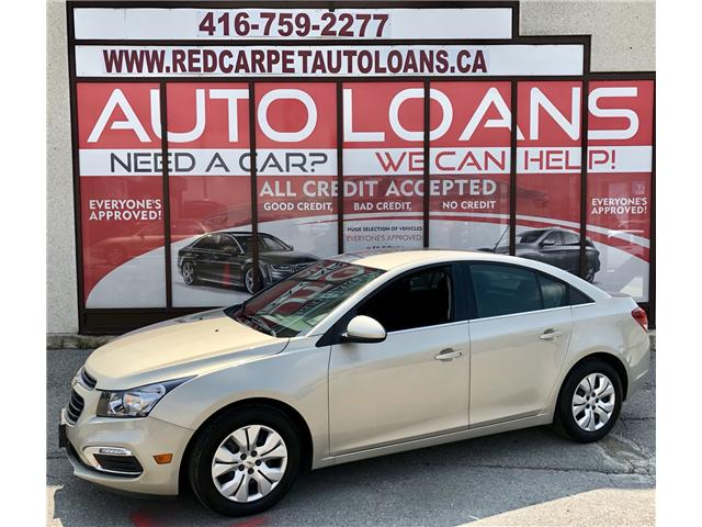 2015 Chevrolet Cruze 1LT (Stk: 178797) in Toronto - Image 1 of 12