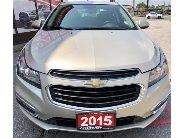 2015 Chevrolet Cruze 1LT (Stk: 178797) in Toronto - Image 2 of 12