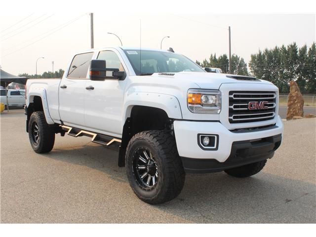 2018 GMC Sierra 3500HD SLT (Stk: 161659) in Medicine Hat - Image 1 of 29