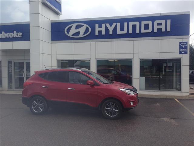 2015 Hyundai Tucson GLS (Stk: 18200-1) in Pembroke - Image 1 of 1