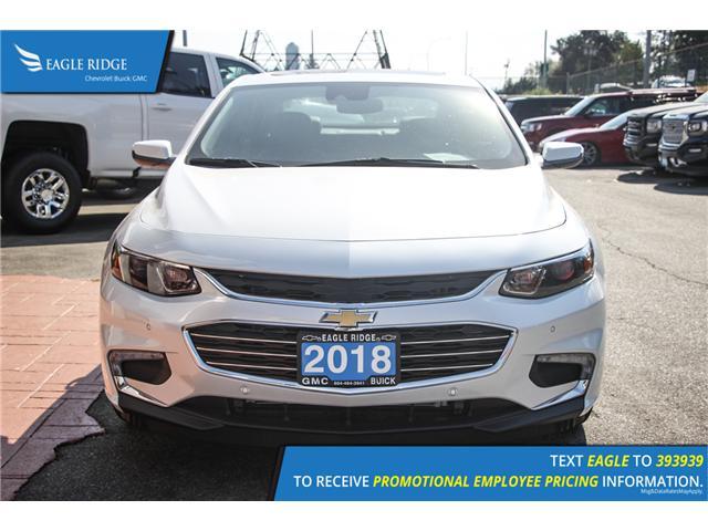 2018 Chevrolet Malibu Premier (Stk: 82005A) in Coquitlam - Image 2 of 18