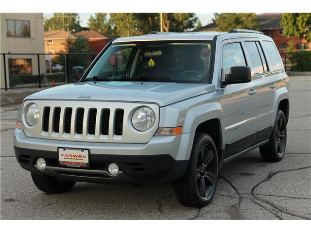 2012 Jeep Patriot Sport/North (Stk: 1807326) in Waterloo - Image 1 of 27