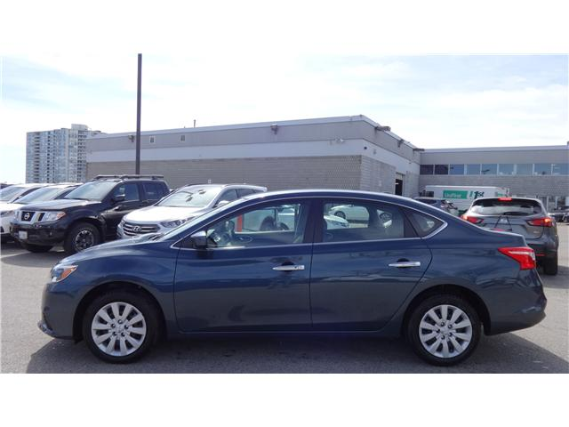 2018 Nissan Sentra 1.8 SV (Stk: U12246) in Scarborough - Image 2 of 17