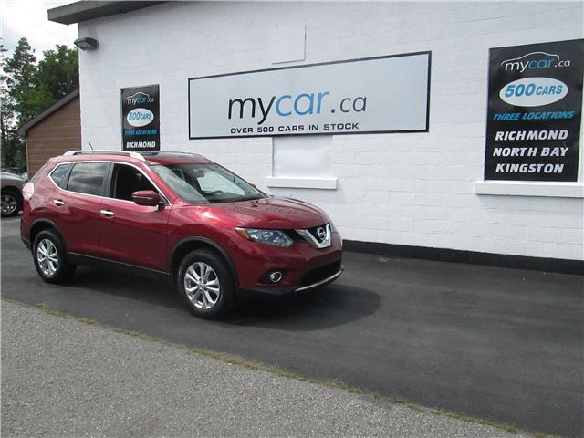 2015 Nissan Rogue SV (Stk: 181080) in North Bay - Image 2 of 14