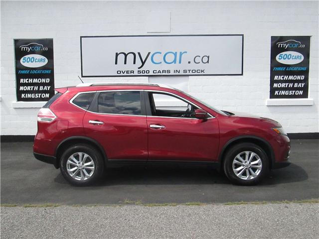 2015 Nissan Rogue SV (Stk: 181080) in North Bay - Image 1 of 14